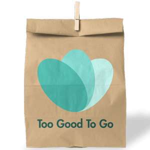 Too Good To Go - Order Reduced Cost Local Food - Mystery Bag Worth For £4 (Goods Worth £14)