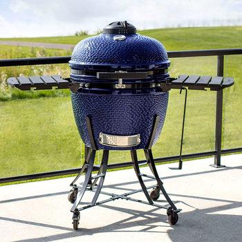 "Louisiana Grills 24"" (60 cm) Ceramic Kamado - £479.98 in store / £549.99 online at Costco"