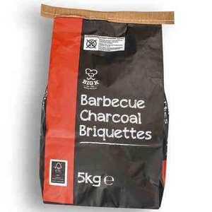 Lidl Briquettes (Big K) 5Kg Pack £2.99 From 30th May