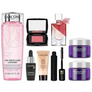 Free gift with two Lancôme purchases at Debenhams