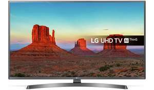 LG 55 Inch 55UK6750PLD Smart Ultra HD TV with HDR £449 Argos