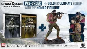Ghost Recon Breakpoint Ultimate Edition With Nomad Figurine - £89.99 @ Coolshop