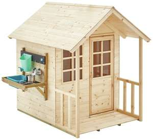 TP Meadow Cottage Playhouse and Kitchen £179.99 + £6.95 p&p Argos