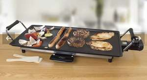QUEST Teppanyaki Grill  Half Price 47 x 26cm - £19.99 / £23.98 delivered @ TJ Hughes