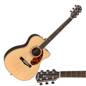 B-stock - Fender Pm-3 Limited Adirondack Triple-0 Rosewood With + Case £499 Delivered @ Kenny's Music