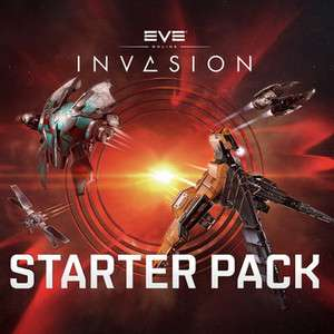 [PC] EVE Online: Invasion Starter Pack - Free - Steam Store