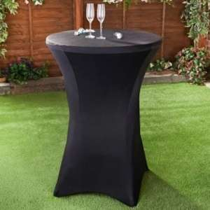 Heavy Duty Party Table with Black Cover £10 @ B&M