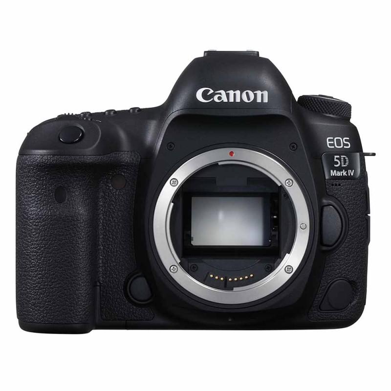 Canon EOS 5D Mark IV Body £2495 @ Dale Photographic