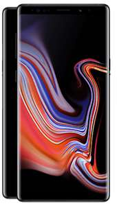 20GB EE Essential Data Samsung Galaxy Note 9 128GB £31pm with NO Upfront (+ Extras) at Fonehouse