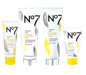 No7 Beautiful Skin Hand and Foot Collection £15.00 at Boots Worth £36.00 when bought separately.