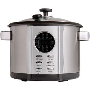 Wilko 5L Multi Cooker £10 @ Wilko (In-Store)