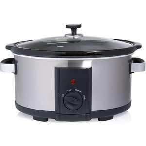 6L Slow Cooker for £12 @ Wilko (instore only +2 Years Guarantee)