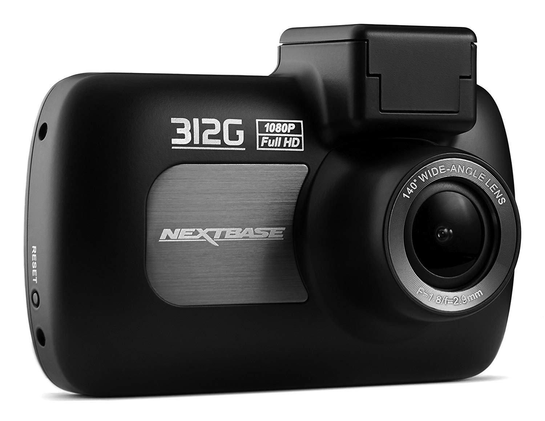 Nextbase 312G - Full 1080p HD In-Car Dash Camera £49.95 Amazon sold by iZilla