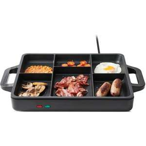 Better Than 1/2 Price : 6 In 1 Multi Frying Pan & 2 Year Guarantee Now £12 - Was £25 @ Wilko ( Instore Only )