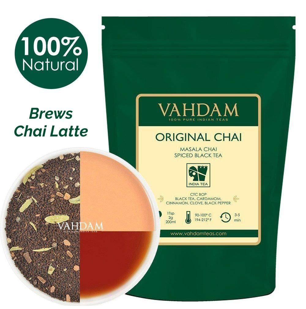 India's Original Masala Chai Tea Loose Leaf - 454g £14.99 @ Amazon (£21.99 Non-Prime)