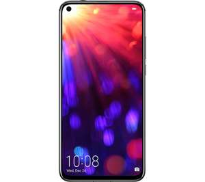 SIM Free HONOR View 20 6.4 Inch 128GB 48MP Dual Sim Mobile Phone - Blue and Black £339.96 with code @ Argos Ebay