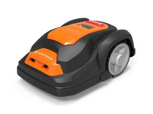 Yard Force Robomower Powered by Samsung Lithium-Ion Battery now £389.99 Amazon