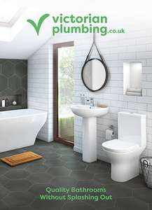 Victorian Plumbing - 60% off May Sale + 10% off Bathroom Suites with code