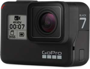 £100 off GoPro Hero 7 Black or Fusion with trade-in at GoPro Shop