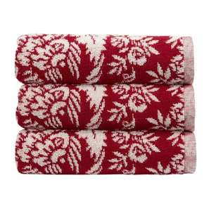 Up to 60% Off Selected Products plus an Extra 30% off with code - Bath Towels from £7.28 @ Christy Towels - Free Del over £30 / £3 Under £30
