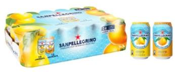 San Pellegrino Rainbow Limonata Aranciata Pack - 24 cans for £8.38 @ Costco (Instore from 27/05)