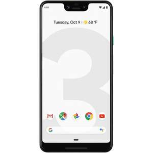 Pixel 3 XL on Vodafone - Unlimited Minutes & Texts, 5GB for £24pm with £99 Upfront using code (24mo - £675 total) @ Mobiles.co.uk