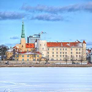 Two  night 4* Central Riga City Break (Latvia) includes Breakfast & Flights from £109pp (£218) @ Wowcher
