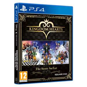 Kingdom Hearts The Story So Far (PS4) - £17.85 delivered @ Simply Games