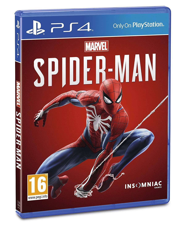 SpiderMan, Kingdom Hearts 3 £18.69, Res Evil 2 £21.24, Red Dead Redemption 2 £18.69, God Eater 3 £20.39, Anthem £15.99 PS4 @ Boomerang eBay