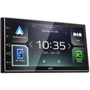 JVC Head Unit With Car Play and Android Auto - £308.99 @ Car Audio Centre (Pre-Order)
