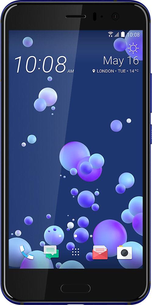 HTC U11 64GB Black SIM Free Unlocked Smartphone £126.50 (With Code) Graded Good Condition @ Envirofone / Ebay