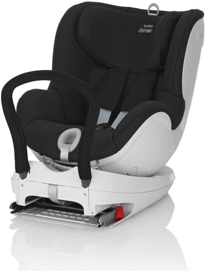 Britax Römer DUALFIX Group 0+/1 (Birth-18kg) Car Seat - Cosmos Black - £170 @ Amazon