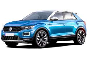 Volkswagen, T-Roc SUV 2wd 1.6 TDI 115 SE 5Dr Manual [Start Stop] - 1+36 £226.18 per month plus £300 admin fee £8668.66 @ Yes Lease