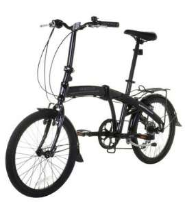 *Folding Bike* Cross FOLD20M5 20 inch Wheel Size Unisex Folding Bike (+ £10 Argos Voucher ) - £167.99 + Free C&C @ Argos