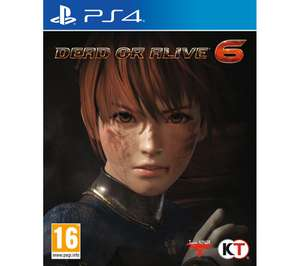 Dead Or Alive 6 PS4/Xbox one for £19.97 Delivered @ Currys with Code