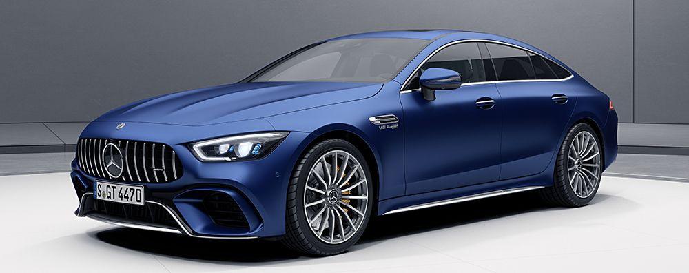 AMG GT4 63 S 4MATIC Car £151410.87 @ Mercedes Benz