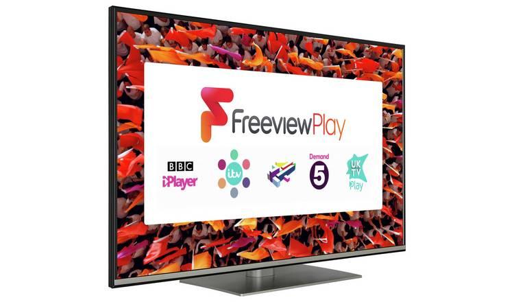 Panasonic 49 Inch TX-49FS352B Smart Full HD TV £279 @ Argos Free C+C