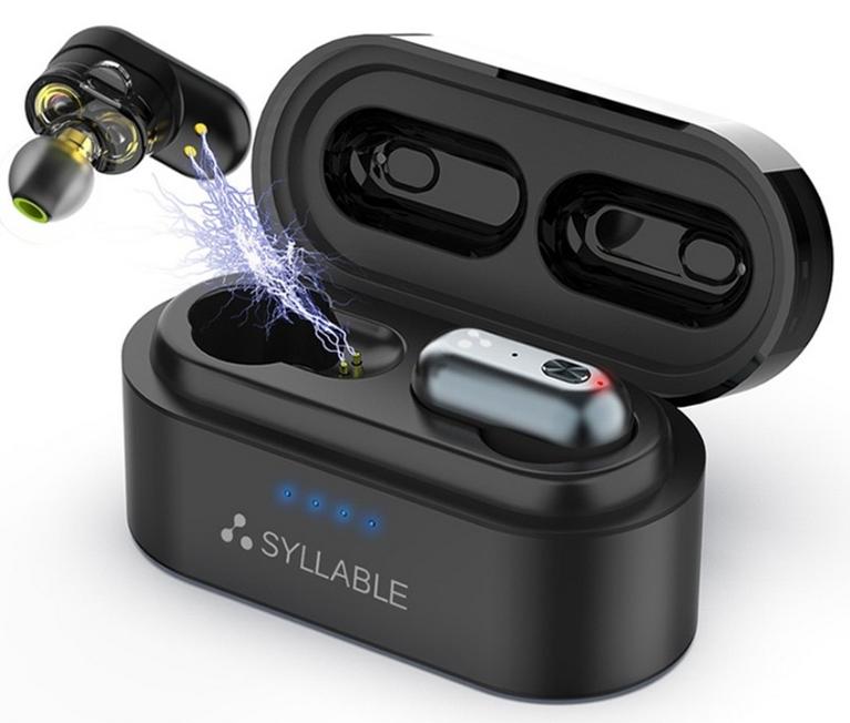 Original Syllable S101 TWS Wireless Earbuds £27.86 @ Aliexpress/Syllable