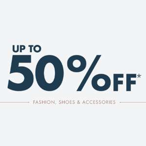 Up to 50% on Fashion, Shoes and Accessories + £30 off £100 spend with Amex @ Harvey Nichols
