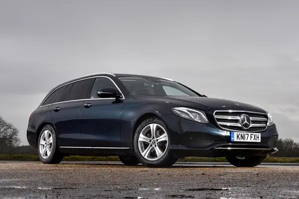 Mercedes-Benz E Class E200 Estate 2.0 184 SE 5Dr G-Tronic+ 10k P/A £303.95pm £1271.84 upfront - £15,557.49 Total @ KG Vehcle Solutions