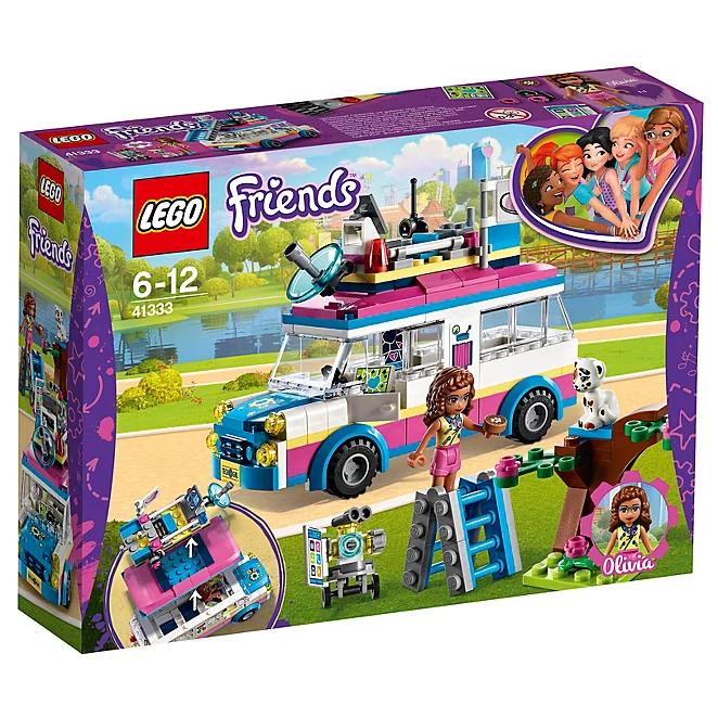 LEGO 41333 Friends Heartlake Olivia's Mission £6.99 ASDA instore