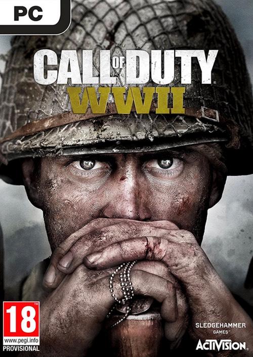 Call of Duty  WWII  PC (EU Code) £10.99 @ CDKeys