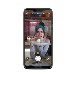 Moto G7 Plus £237.59 With Code @ Lenovo
