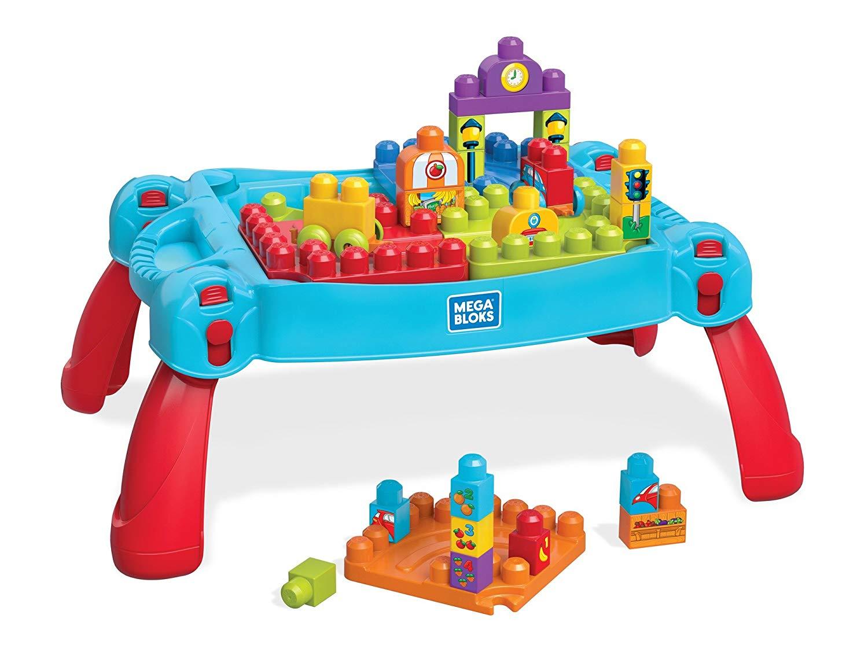 Mega Bloks FGV05 Buildand Learn Table £16.49 (Prime) / £20.98 (non Prime) at Amazon