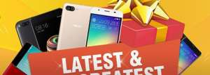 May Bank Holiday Smartphone Offers [Links And Selected Top Deals In OP]