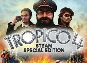 Tropico 4 - PC/Steam Edition FREE from Gamivo
