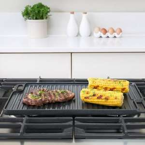ProCook Reversible Griddle - 25 years guarantee - £24.99 @ ProCook