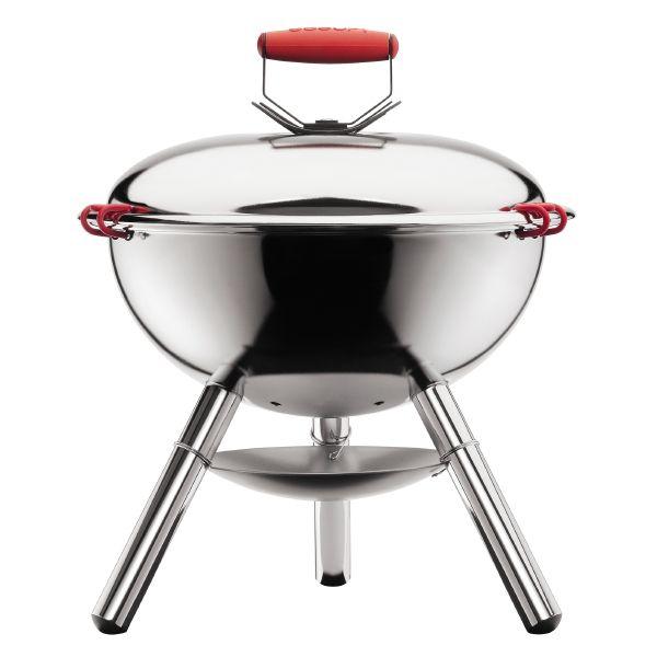 Picnic Charcoal Grill, 3 Legs Long - £37.95 @ Bodum Shop