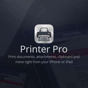 Free App - Printer Pro by Readdle for iPhone & iPad usually