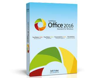 SoftMaker Office 2016 for Windows and extra Fonts